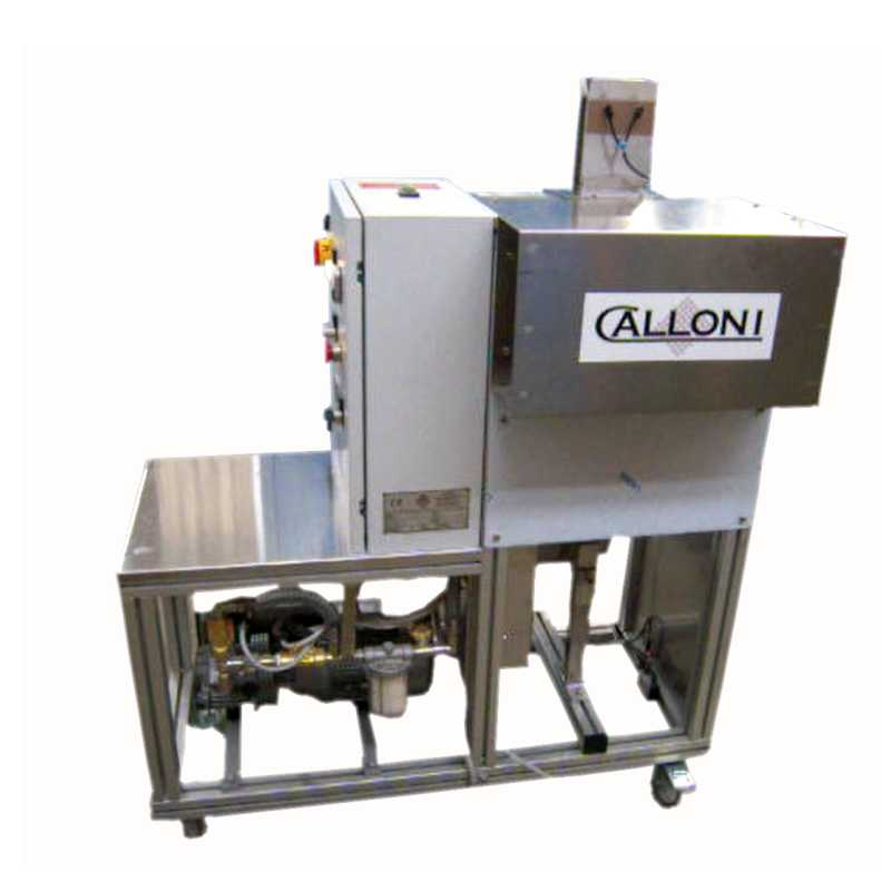 Automatic vacuum packing machine - GSSA model